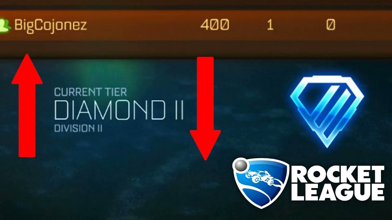 How Demotions and Promotions Work! (Rocket League)
