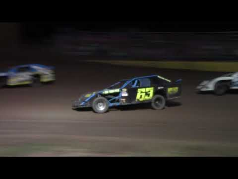 Salina Speedway CSR IMCA Northern SportMod *A Feature* 9-14-18