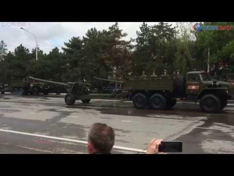 Donday. Парад в Новочеркасске 09.05.2019