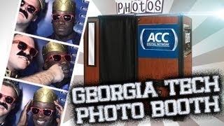 Photo Booth | Georgia Tech's Will Jackson Impersonates His Coach | ACCDigitalNetwork