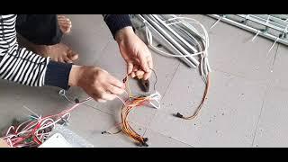 Hướng dẫn fix lỗi đèn led pháo hoa âm thanh bị loạn hiệu ứng