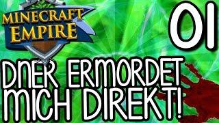 🕛 DNER ERMORDET MICH DIREKT! 🕛 - MINECRAFT EMPIRE #01 | GAMERSTIME