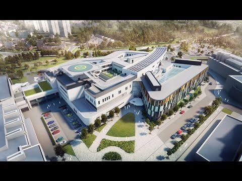 Delivering Healthcare with BIM | The B1M