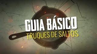 GUIA BSICO  COMO CAIR MELHOR DE PARAQUEDAS EM PUBG LITE