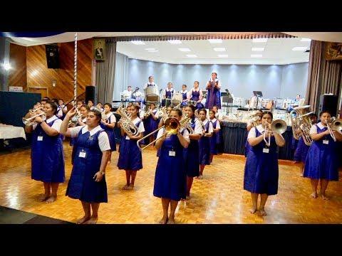 Queen Salote College Brass Band Concert - SUTT Sydney, Australia