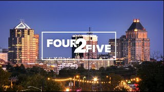 Four 2 Five on WFMY News 2