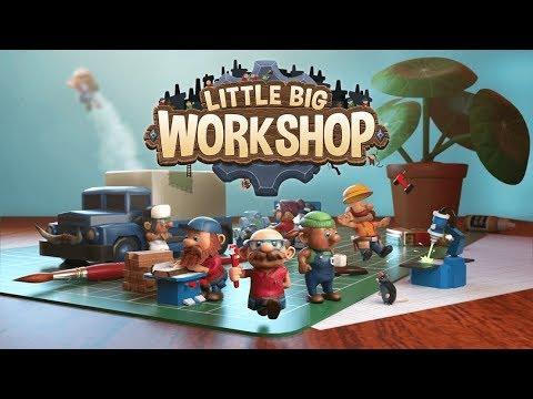 Jogos Diversos - Little Big Workshop  