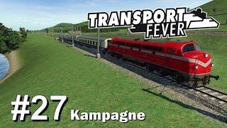 TRANSPORT FEVER #27 (Kampagne): Spitzentechnologie - Part 6 [Let