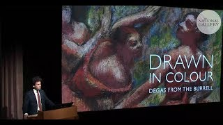 Curator's Introduction | Drawn in Colour: Degas from the Burrell | National Gallery