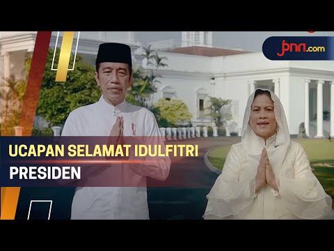 Jokowi: Idulfitri Momen Bangkit dan Menang dari Pandemi Covid-19