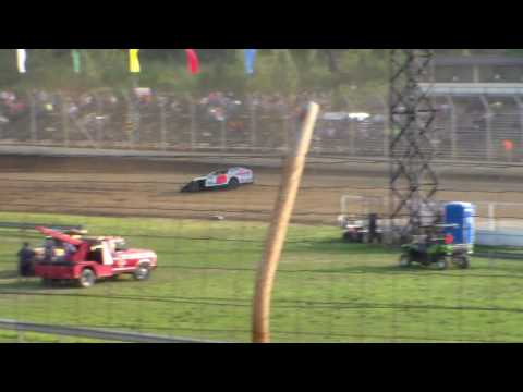 Modified Qualifying Portsmouth Raceway Park 7/22/17