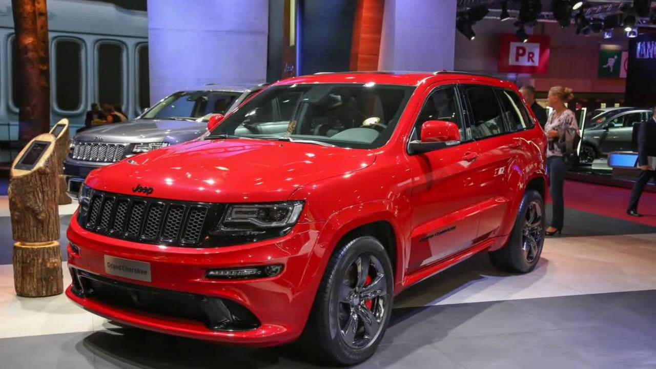 2016 jeep grand cherokee srt8 hellcat new car designs - youtube