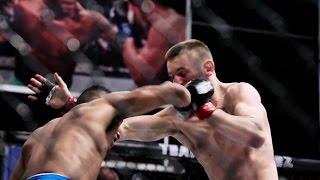 Fight Replay: Tim Elliott vs. Eric Shelton | THE ULTIMATE FIGHTER
