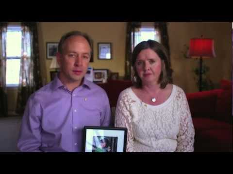 Voices from Newtown: Daniel Barden's Parents are Still Healing