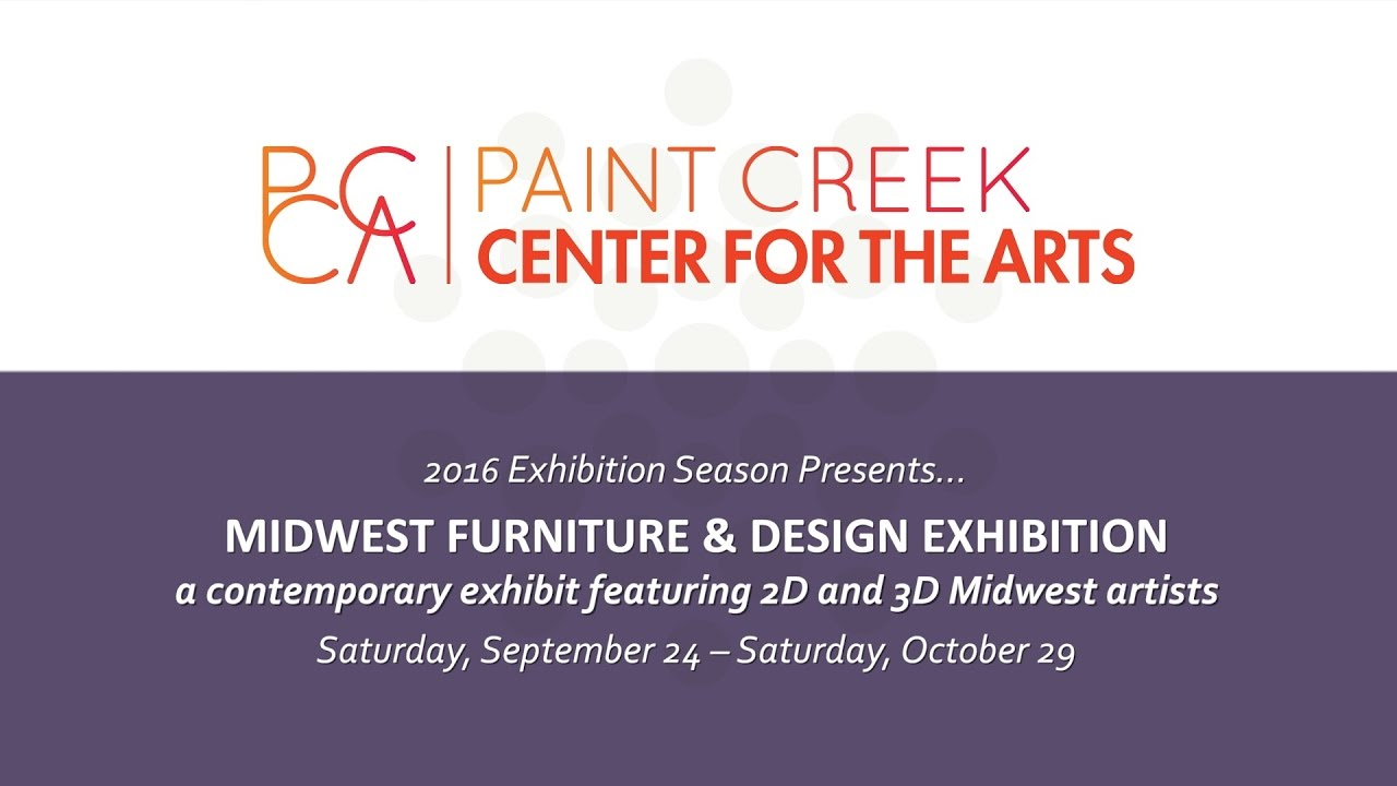 PCCA Exhibition 2016 Midwest Furniture Design YouTube