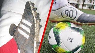 افضل 6 احذية كرة قدم في التاريخ..!!