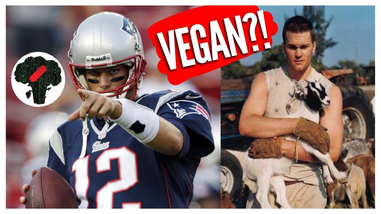 Tom Brady Vegan