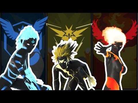 EPIC Pokemon Fight Animation - Project Legendary - Moltres Zapdos Articuno FIGHT