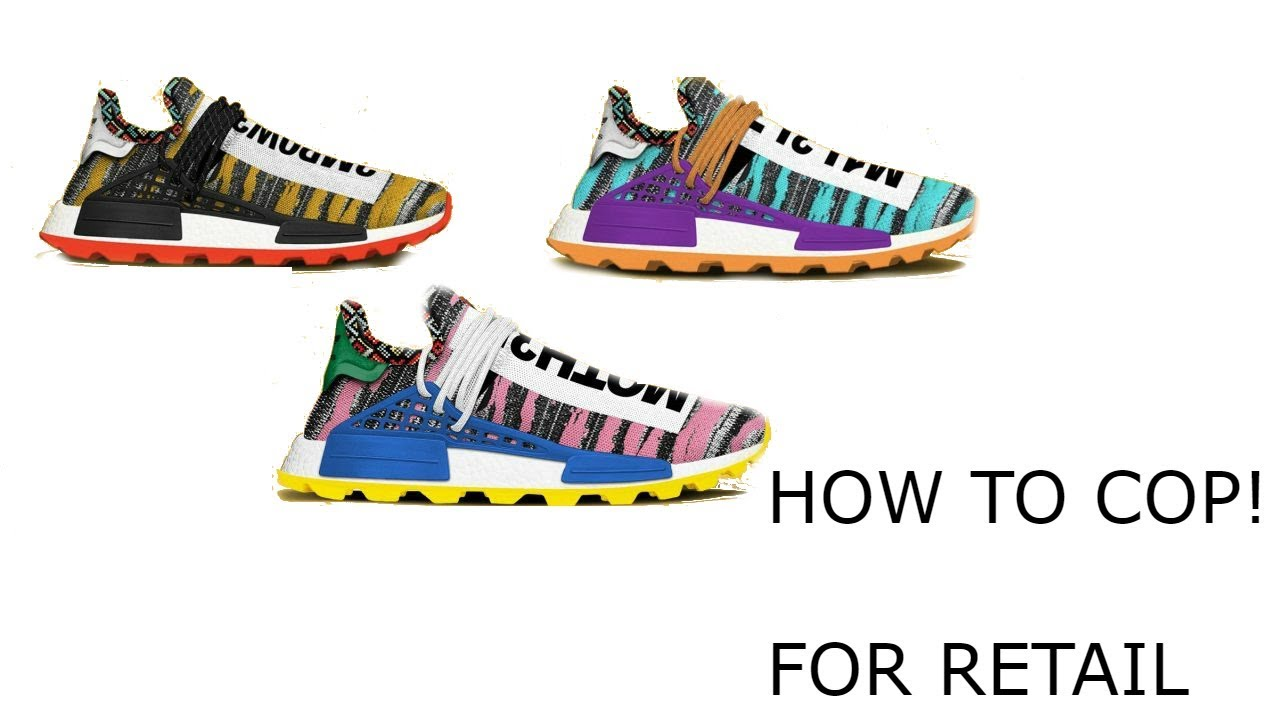 1cefecf8c6265 NMD HUMAN RACE SOLAR HU STOCK NUMBERS AND OPINION - YouTube