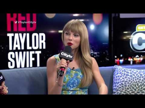 Taylor Swift's Interview with CityTV Canada