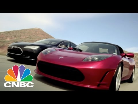 Elon Musk: It's Obvious Apple Is Building A Car | Tech Bet | CNBC
