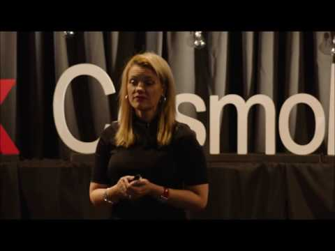 How Virtual Reality Will Change Us | Sarah Hill | TEDxCosmoPark