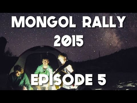 Mongol Rally Documentary 2015 - Episode 5 - Uzbekistan, the Aral Sea & Selling Alex!
