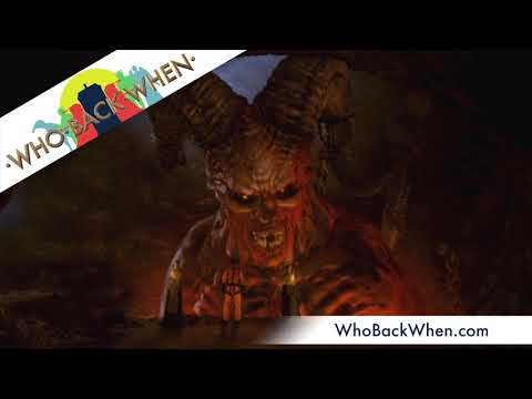 N023 The Satan Pit | Who Back When review