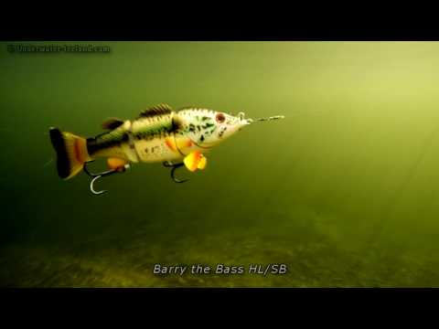 Some of Westin fishing lures for pike & muskie in action. Искуственные приманки в действии.
