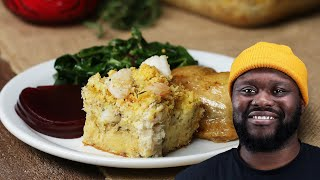 Momma's Seafood Stuffing As Made By David Osei • Tasty