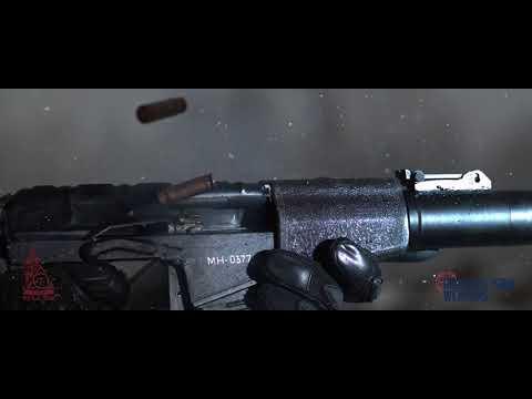 9mm Special Assault Rifle АS