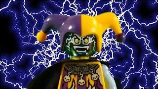 LEGO NEXO KNIGHTS - LIGHTNING JESTRO ATTACK