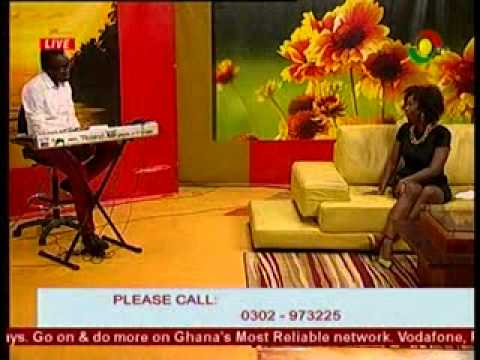 New Day - Akwaboah dedicates a Special Song to Ama K. Abrebrese - 30/4/2014