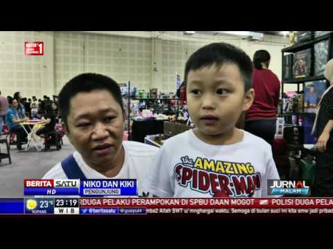 Jakarta Toys and Kids Big Sale 2017, Surga untuk Anak-anak