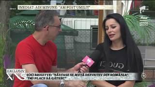 Brigitte Năstase face un anunţ şoc! Ilie Năstase se mută definitiv din România