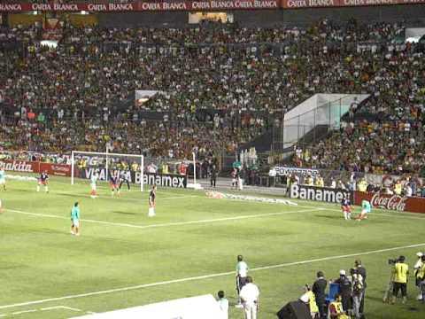 Seleccion Mexicana vs Belice - Monterrey / 21 junio 2008