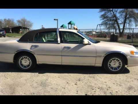 1998 Lincoln Town Car Cartier For Sale In Neptune City Nj Youtube