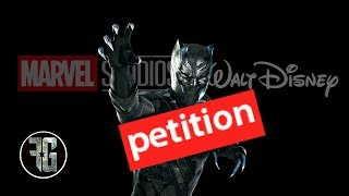 BLACK PANTHER Petition Asks Disney/Marvel Give 25% Profits to Black Communities