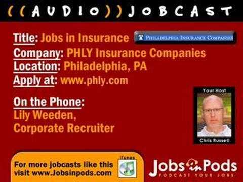 Insurance Careers With Philadelphia Insurance Companies