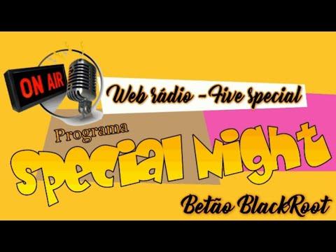 Betão BlackRoot - Web Rádio Five Special