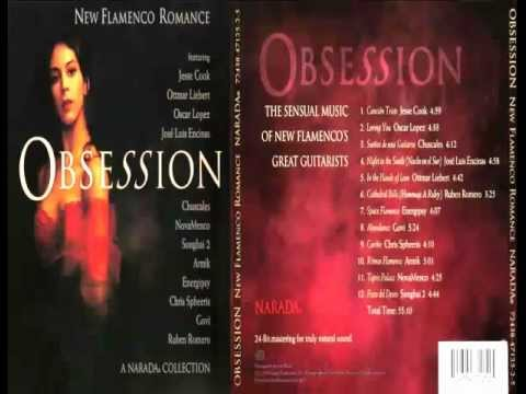 Ritmos Flamenco Armik - OBSESSION -NEW FLAMENCO ROMANCE- By Audiophile Hobbies.