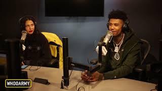 BLUE FACE speaks on DRAKE , Ice Cube , Kendrick Lamar , and Bringing the West Coast Back