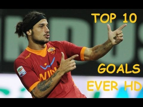 Pablo Daniel Osvaldo Top 10 Goals Ever | HD |