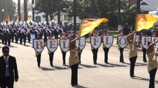Bellfower HS - The Washington Post - 2013 Loara Band Review