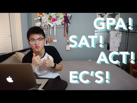 Here's The Tea: My College Application Stats (SAT Scores, High School GPA, Extracurriculars)