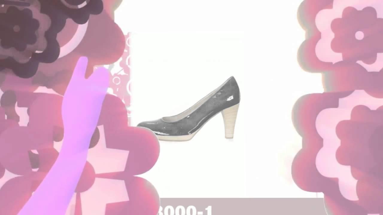 Details zu Gabor 51.270 Damen Plateau Pumps High Heels Lack rosa Damenschuhe Übergrößen