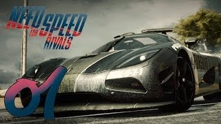 Lets Play NEED FOR SPEED RIVALS Deutsch Part 01 German Gameplay