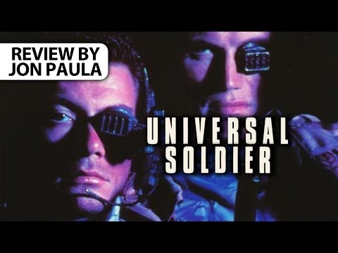 Universal Soldier -- Movie Review #JPMN