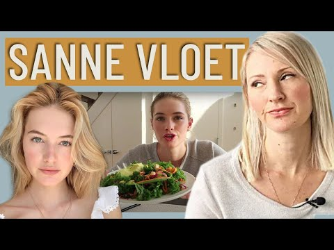 Dietitian Reviews Victoria Secret MODEL Sanne Vloet What I Eat in A Day