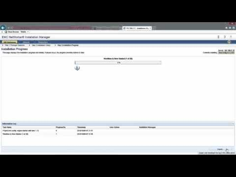 Deploy Networker Virtual Edition Using vSphere